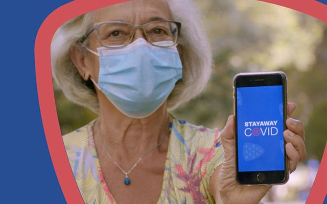 VIVER A PANDEMIA COM A APP STAYAWAY COVID