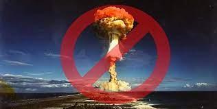 Dia Internacional Contra Testes Nucleares